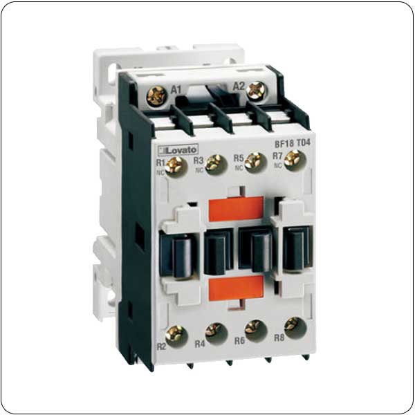 Control relays BF00 type