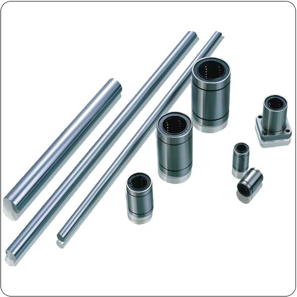 Linear Bearings and shafting