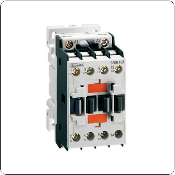 IEC operating current Ith (AC1) = 25A