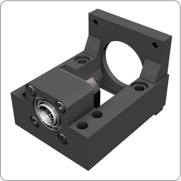 MBCB integrated Motor Mount