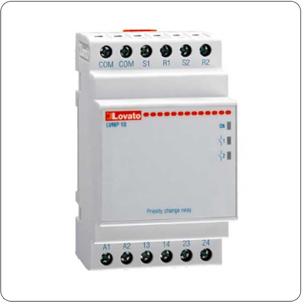 2 outputs. AC supply voltage