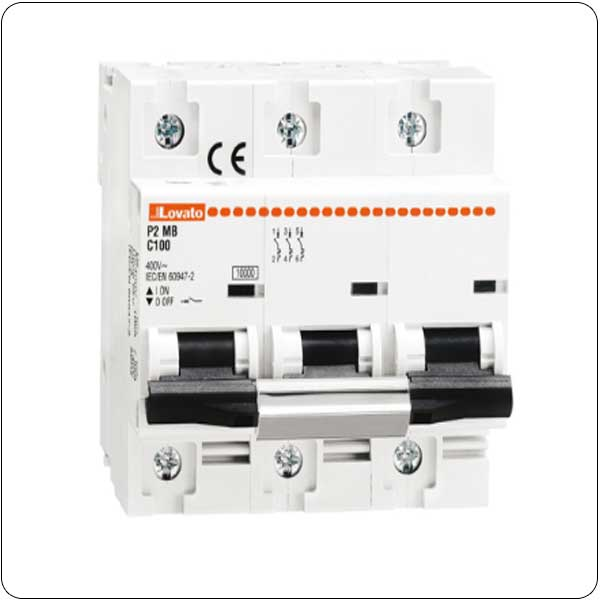 Miniature circuit breakers - 80 to 125A