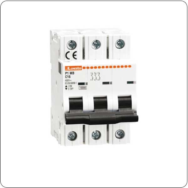 Miniature circuit breakers - 1 to 63A