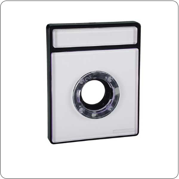 IP40 face plate