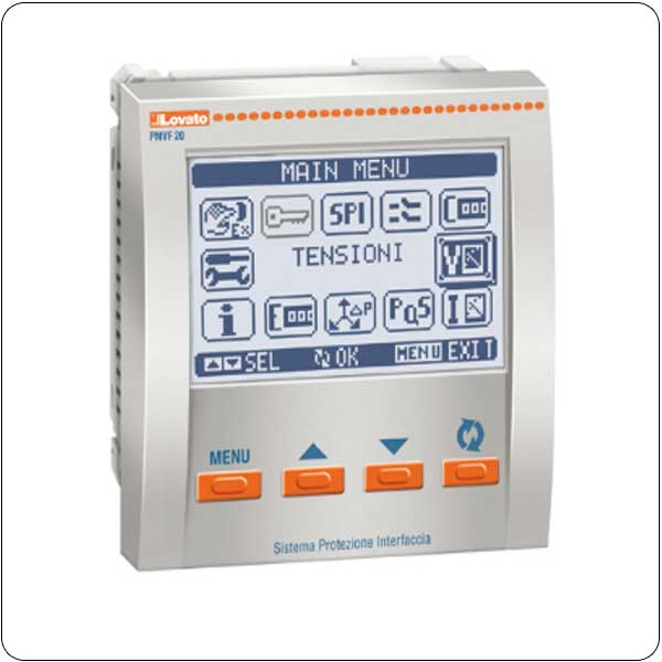 Interface protection units compliant with Italian standard CEI 0-21, June 2012 edition