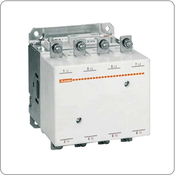 IEC operating current Ith (AC1) = 160A