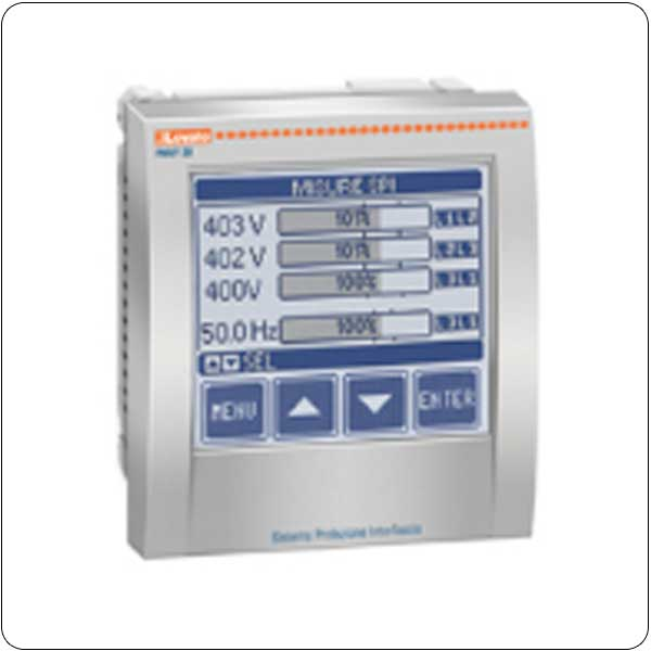 Interface protection system units compliant with Italian standard CEI 0-16, December 2012 edition