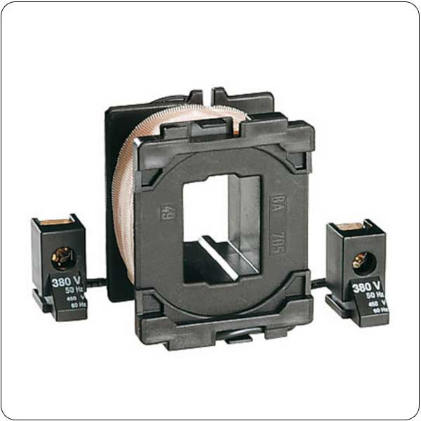 Spare parts for BF series contactors