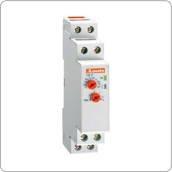 Multifunction time relay. Multiscale. Multivoltage. 2 relay outputs