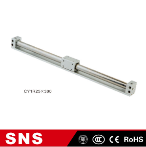 CY1R Magnetacally Coupled Rodless Cylinder