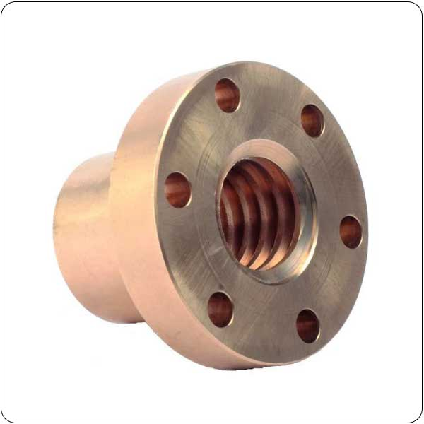 FFR - Flanged bronze CuSn5Zn5Pb5