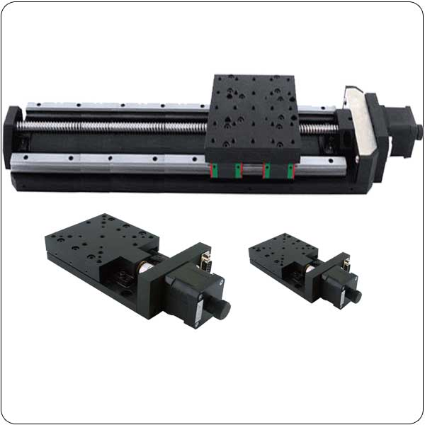 Ballscrew Driven Precision Linear Stage