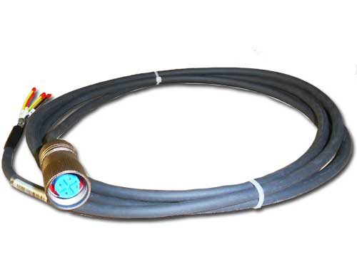 Power Cable for SMH60/80 Motor With KN connector