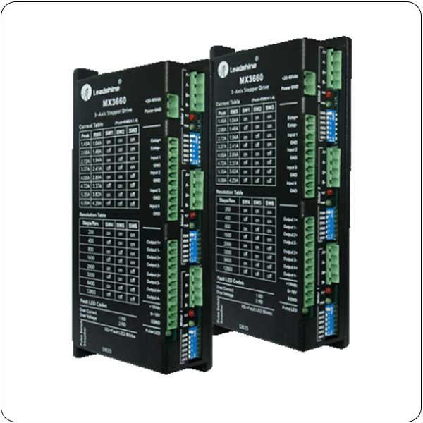 MX Multi Axis Stepper Drivers