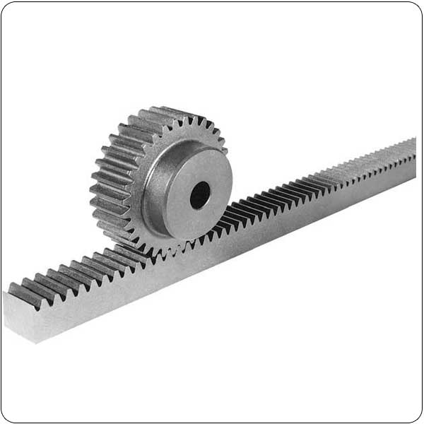 Rack and Spur Gears