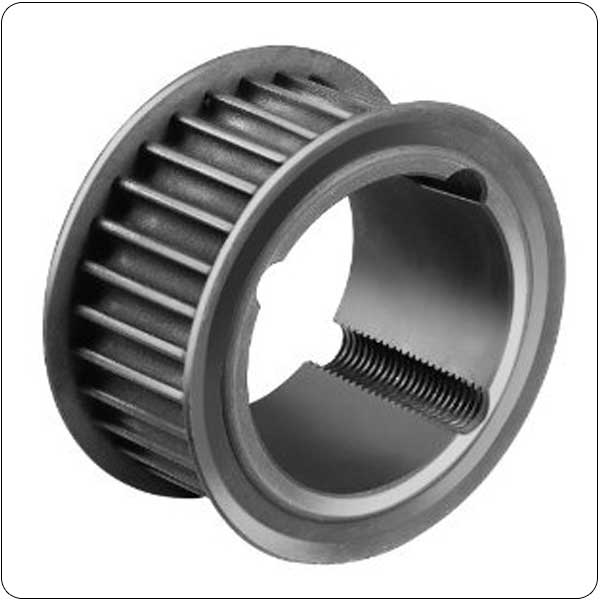 HTD-14M Taper Bush Timing Pulley