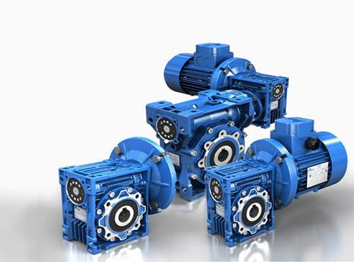 New range of IEC AC three phase motors.