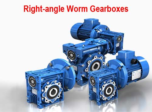 Rightandgle gearboxes